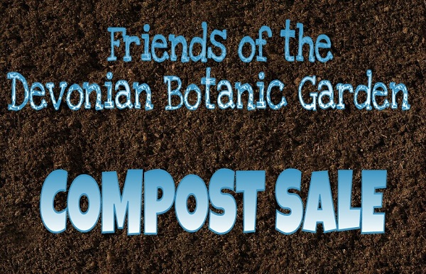the fog board is currently organizing the fog annual compost sale this takes place at the dbg on the first day of the dbg plant sale which is may